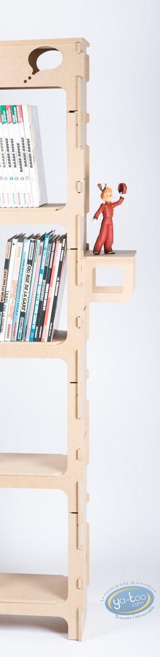 Mobilier, Tablettes supplémentaires de côté (2 pièces)