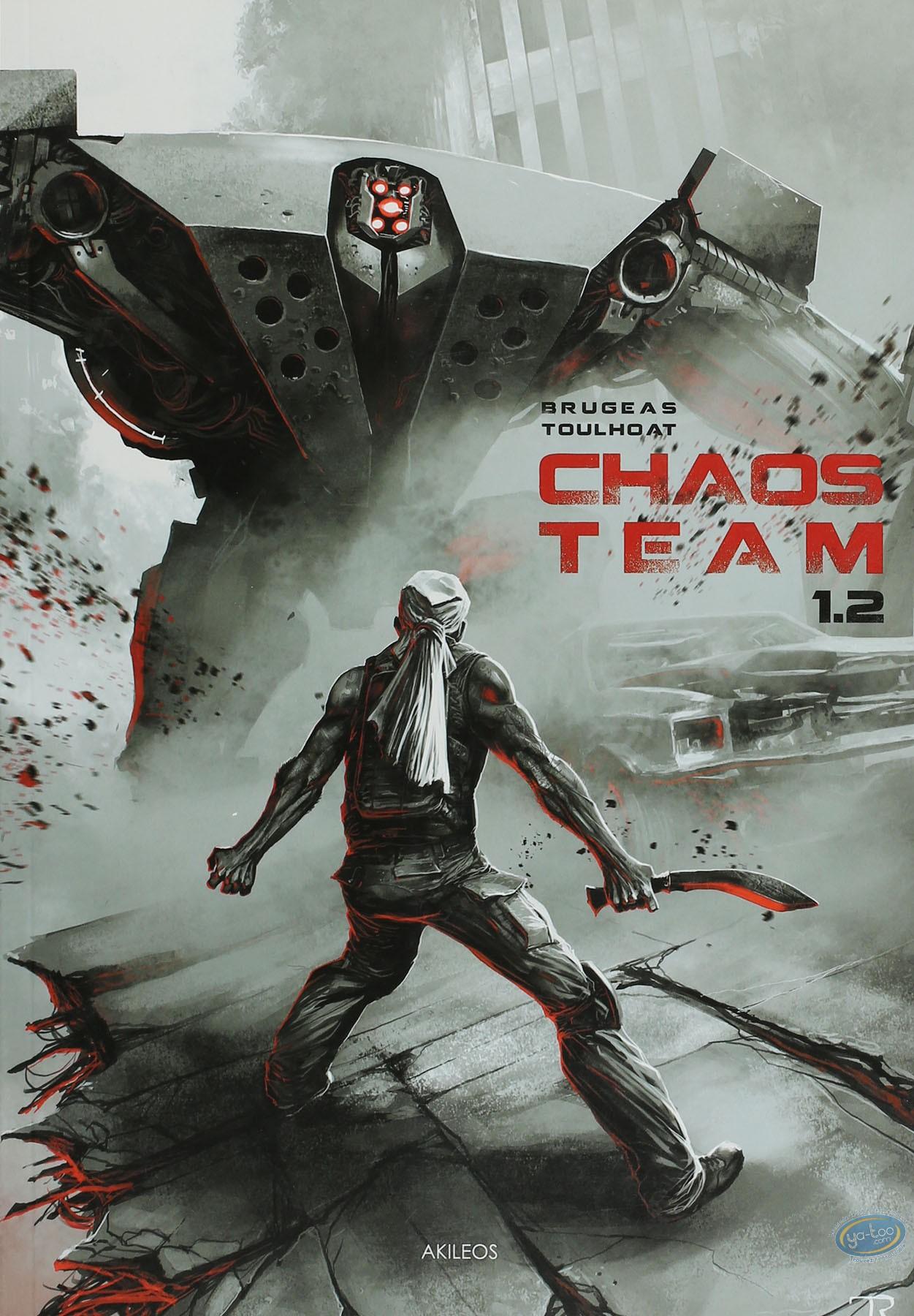 BD prix réduit, Chaos Team 1.2 : Chaos Team 1.2
