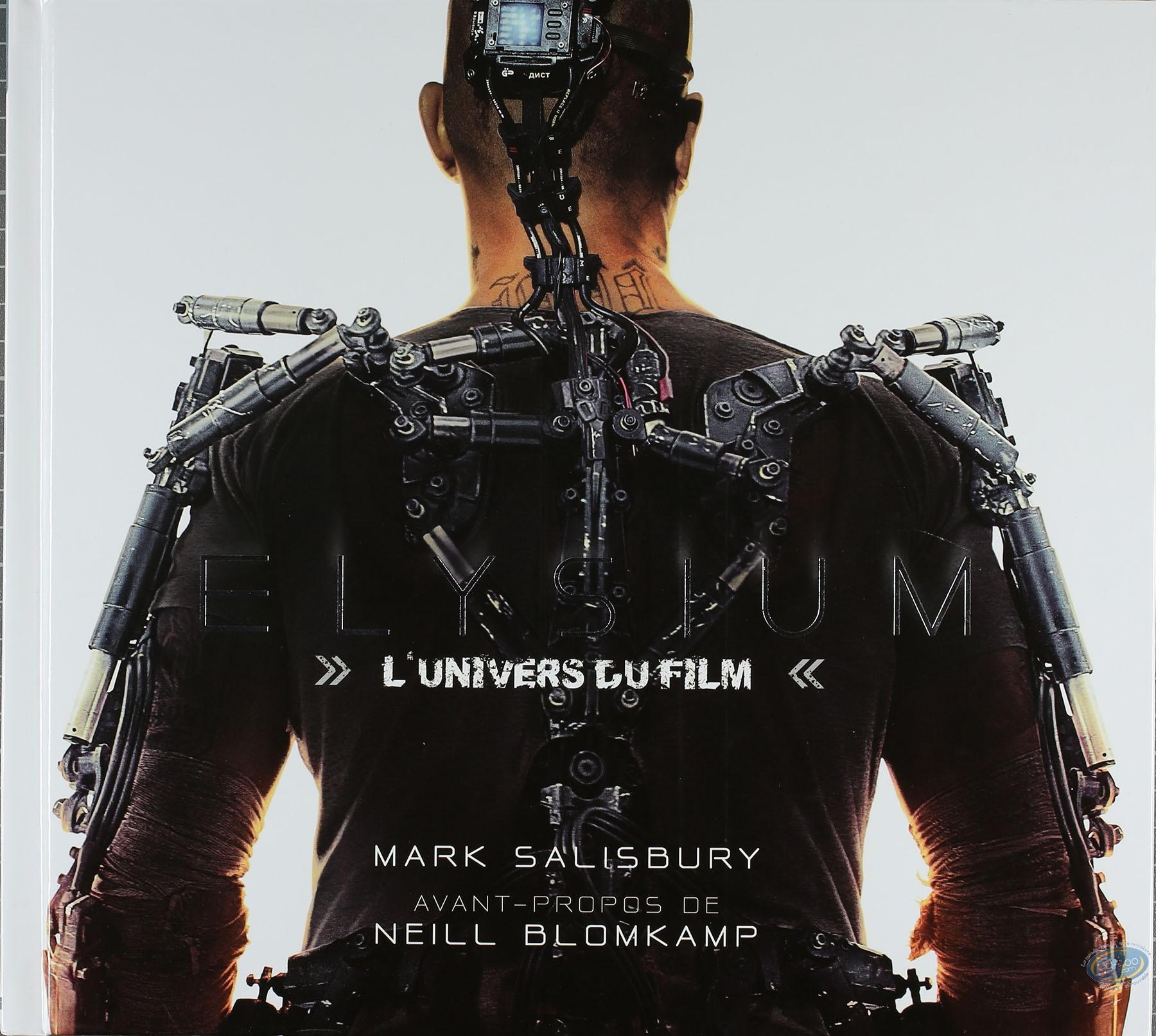 Livre, Elysium : Elysium l'univers du film