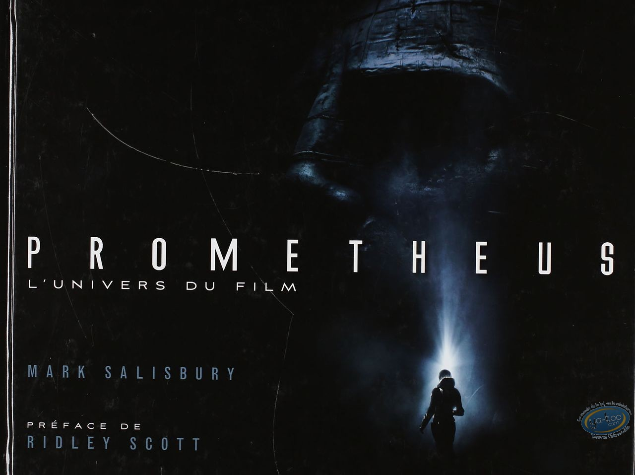 BD occasion, Prometheus : l'univers du film