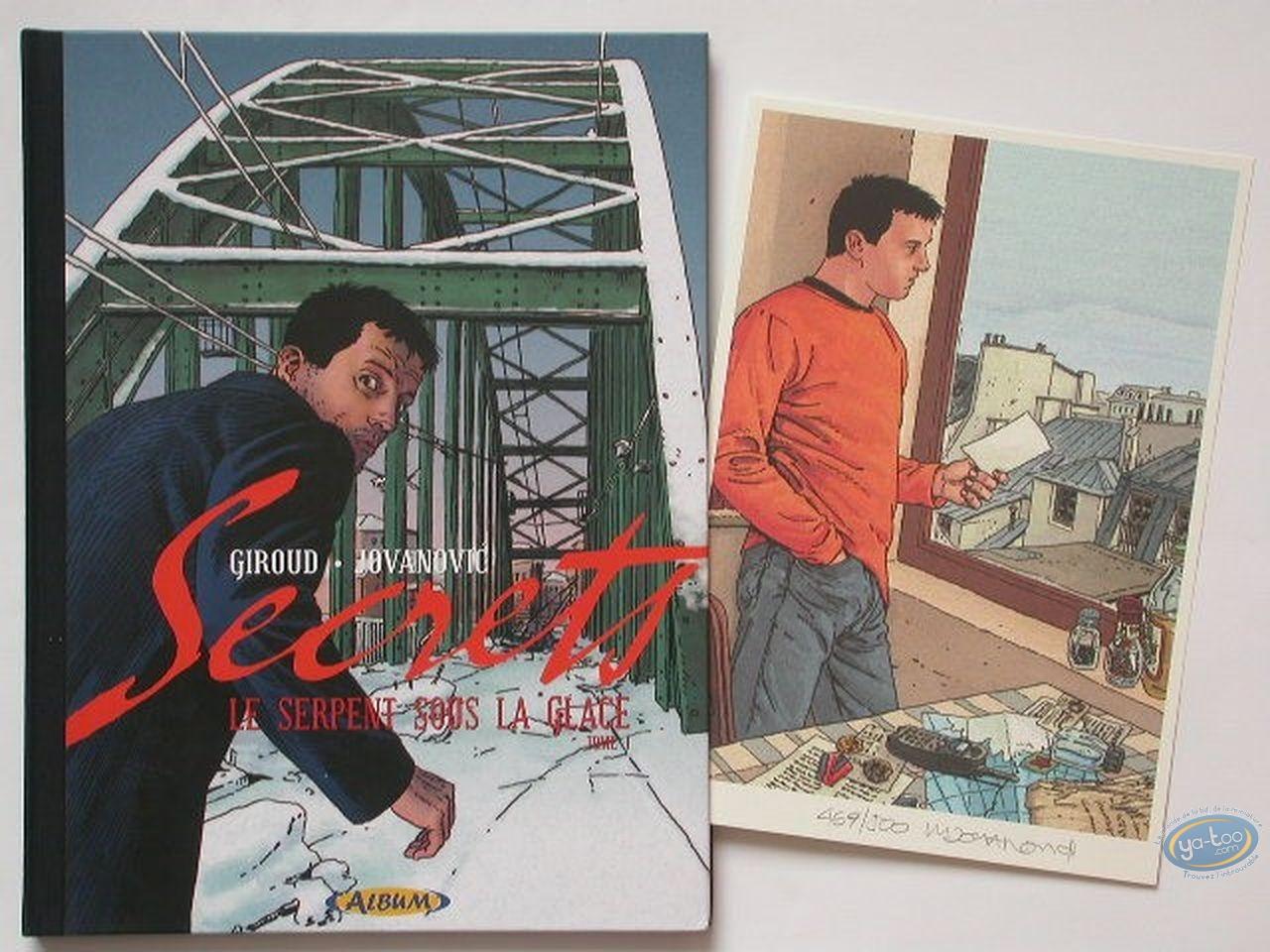 Edition spéciale, Serpent sous la Glace (Le) : Le serpent sous la glace