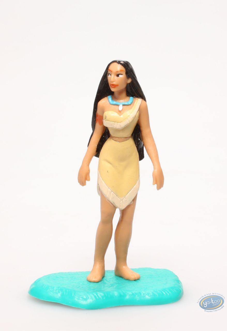Figurine plastique, Pocahontas : Pocahantas, Disney