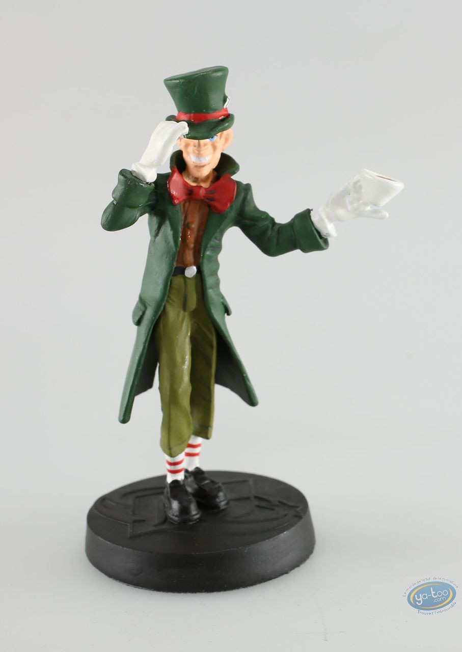 Figurine métal, Marvel Super Héros : Jervis Tetch