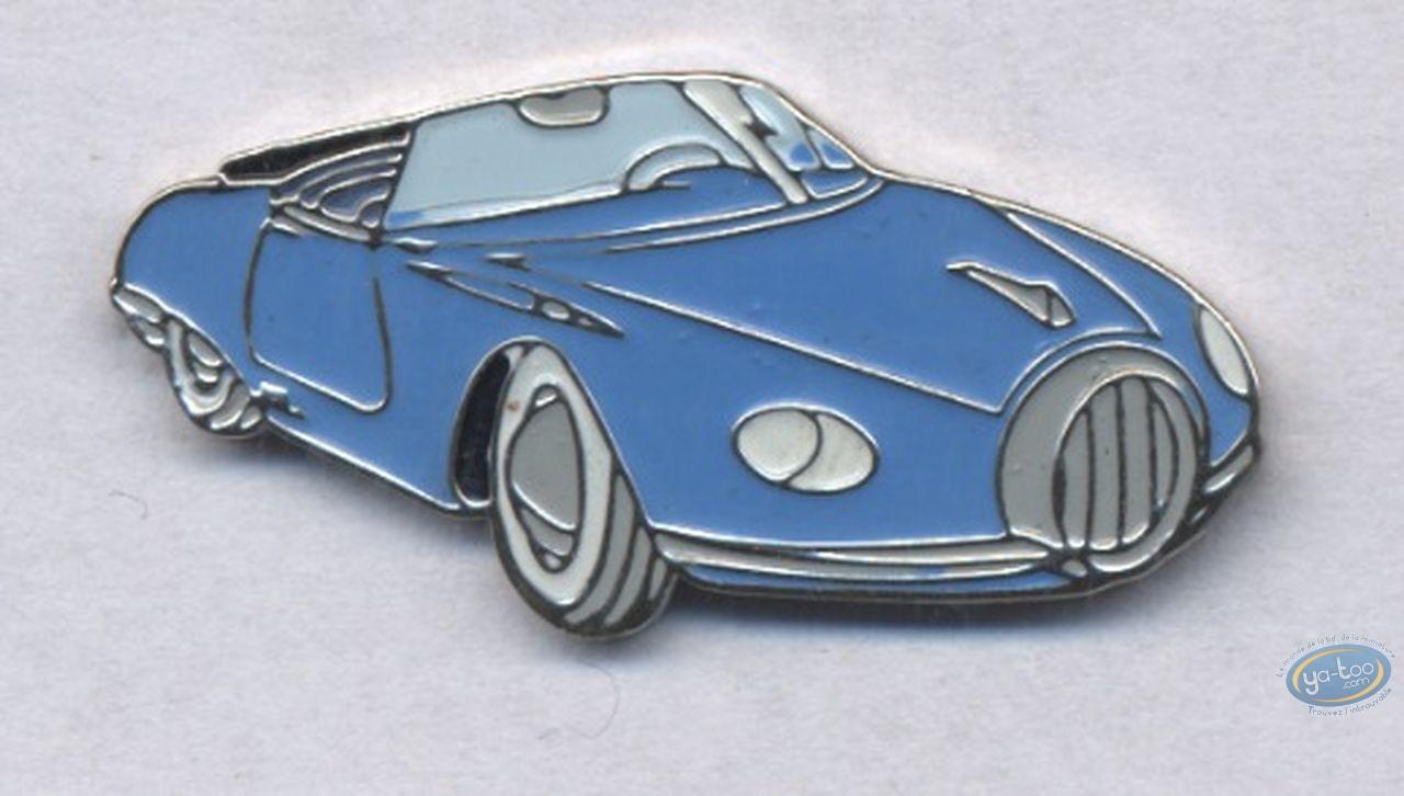 Pin's, Spirou et Fantasio : La turbo traction