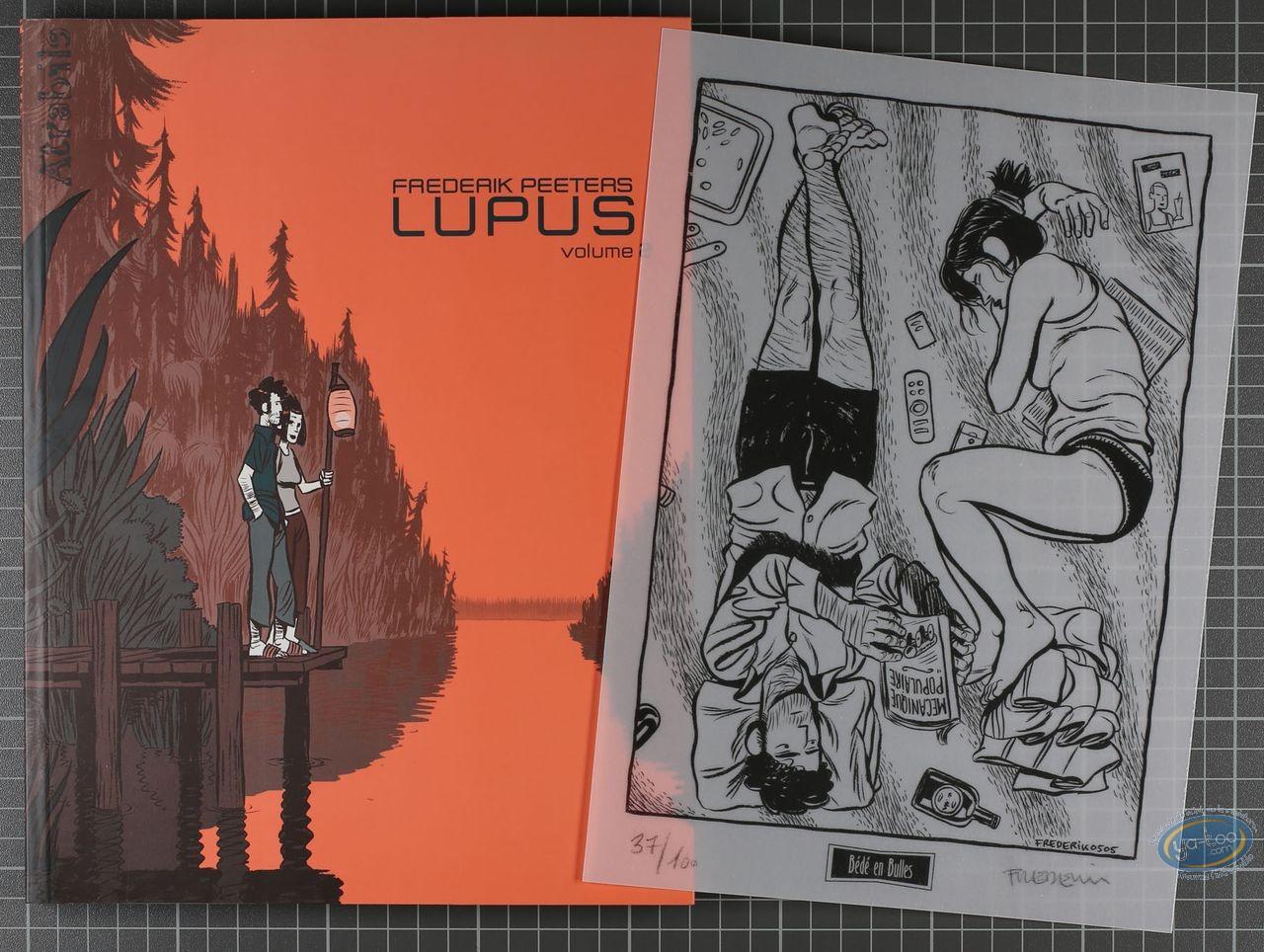 BD cotée, Lupus : Lupus, Volume 2