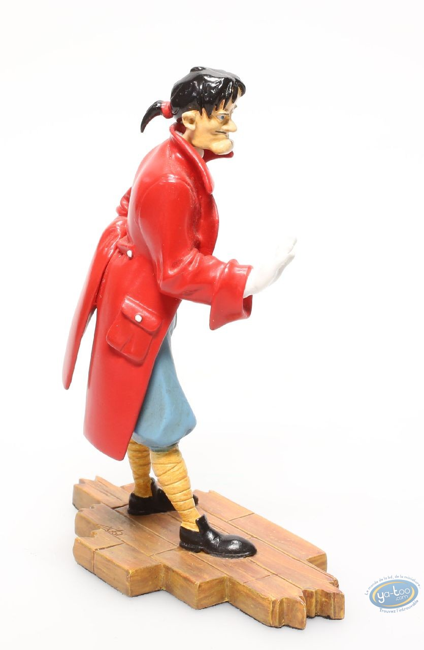 Figurine métal, Peter Pan : Capitaine Crochet