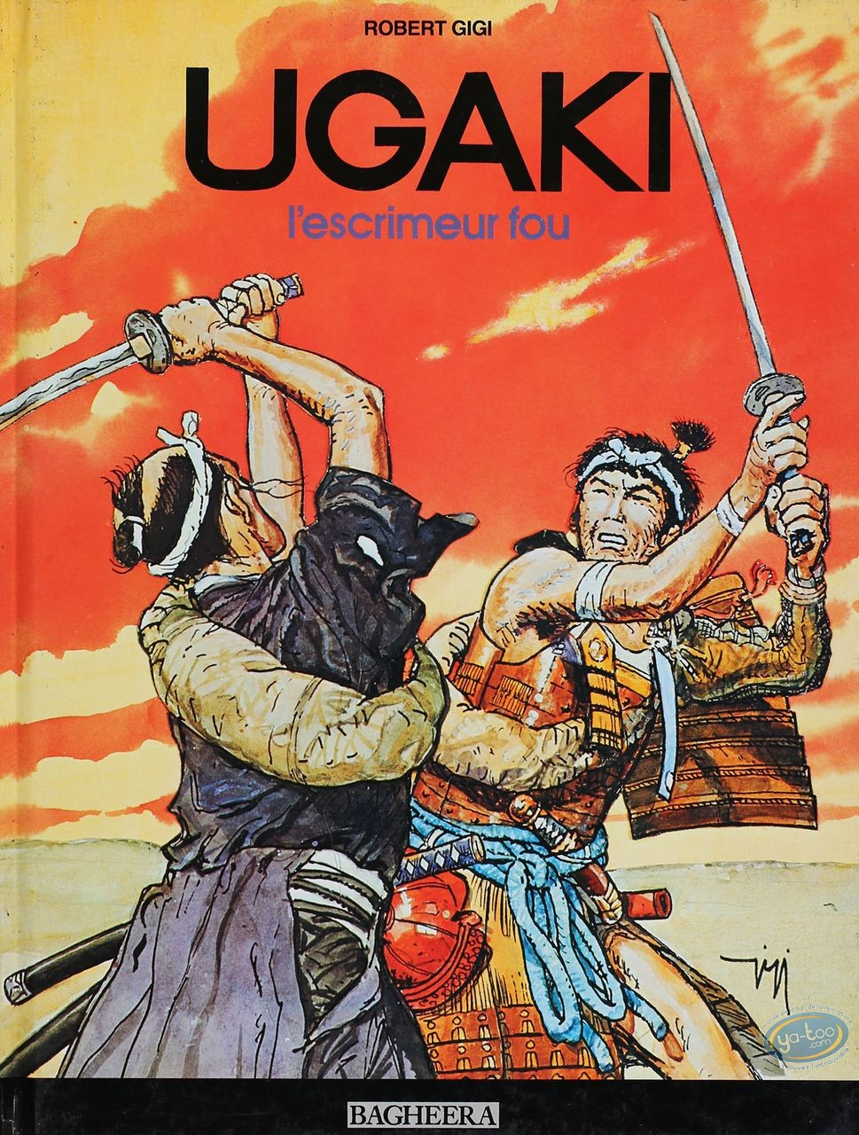 BD occasion, Ugaki l'escrimeur fou : Ugaki l'escrimeur fou
