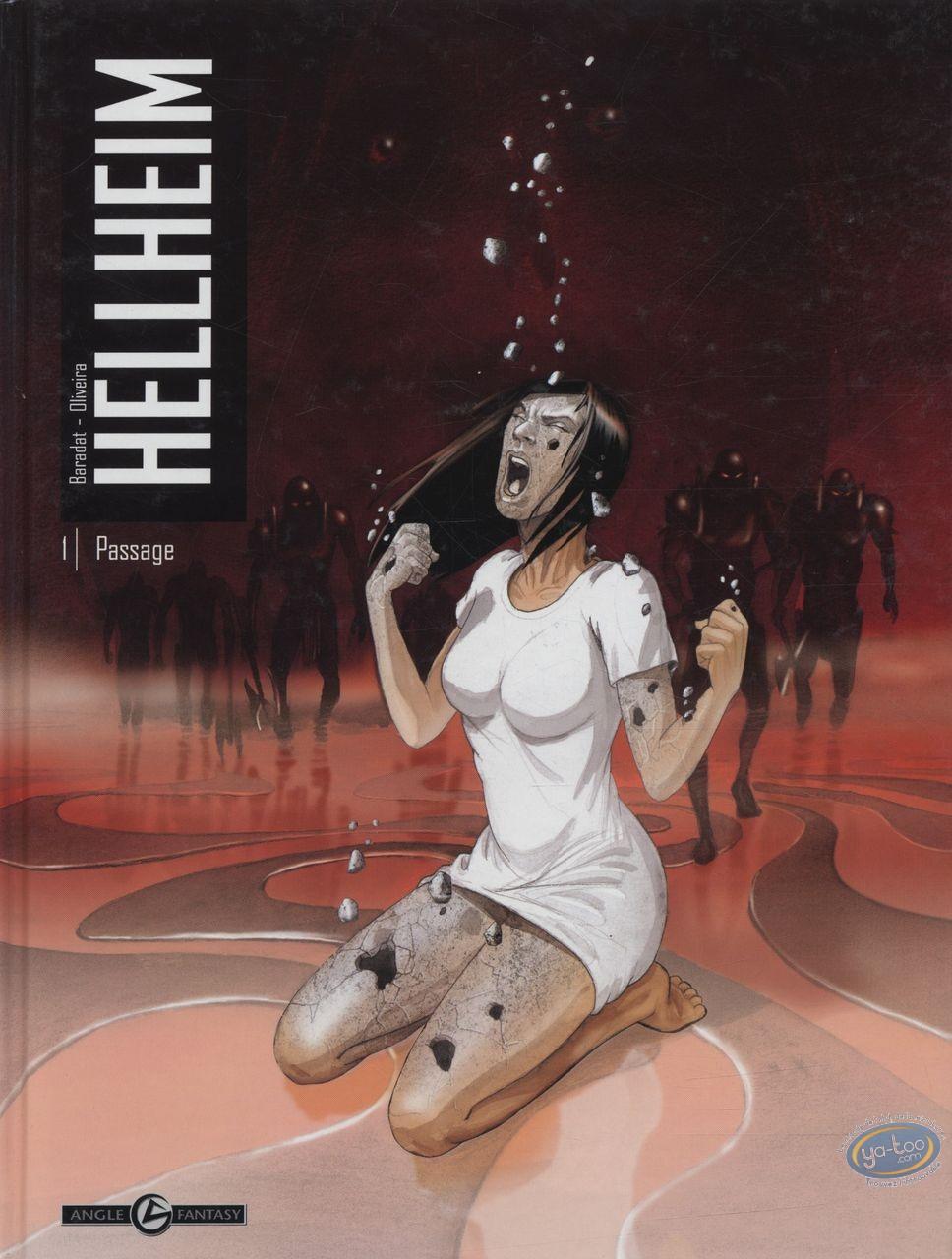 BD occasion, Hellheim : Passage