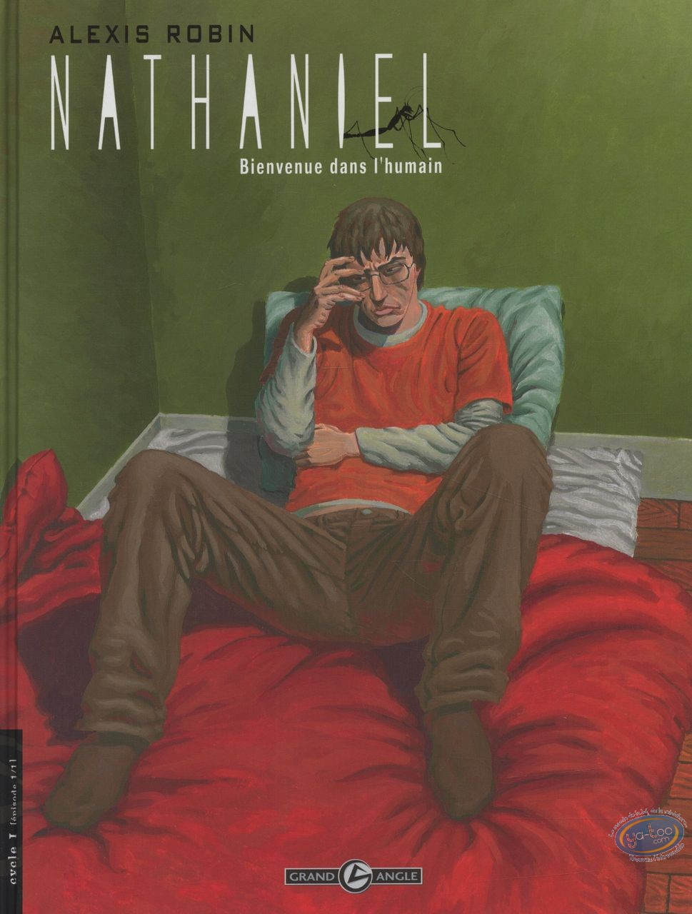 BD occasion, Nathaniel : Bienvenue dans l'humain