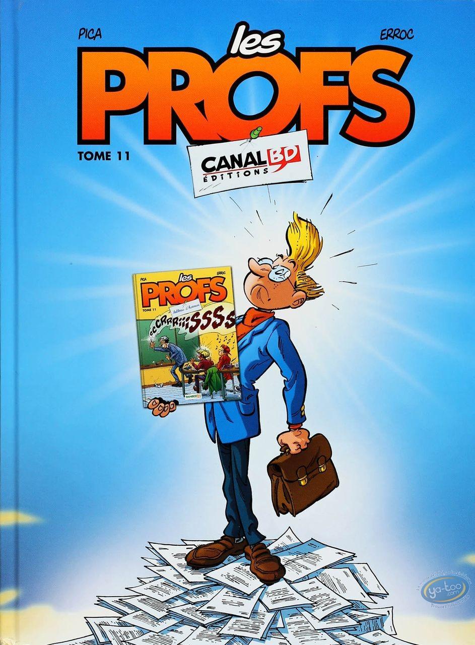 BD cotée, Profs (Les) : Les Profs, Tome 11