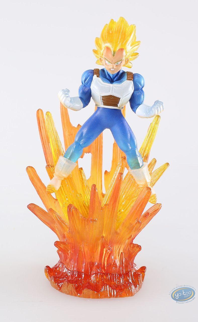 Figurine plastique, Dragon Ball Z : Vegeta Super Sayen