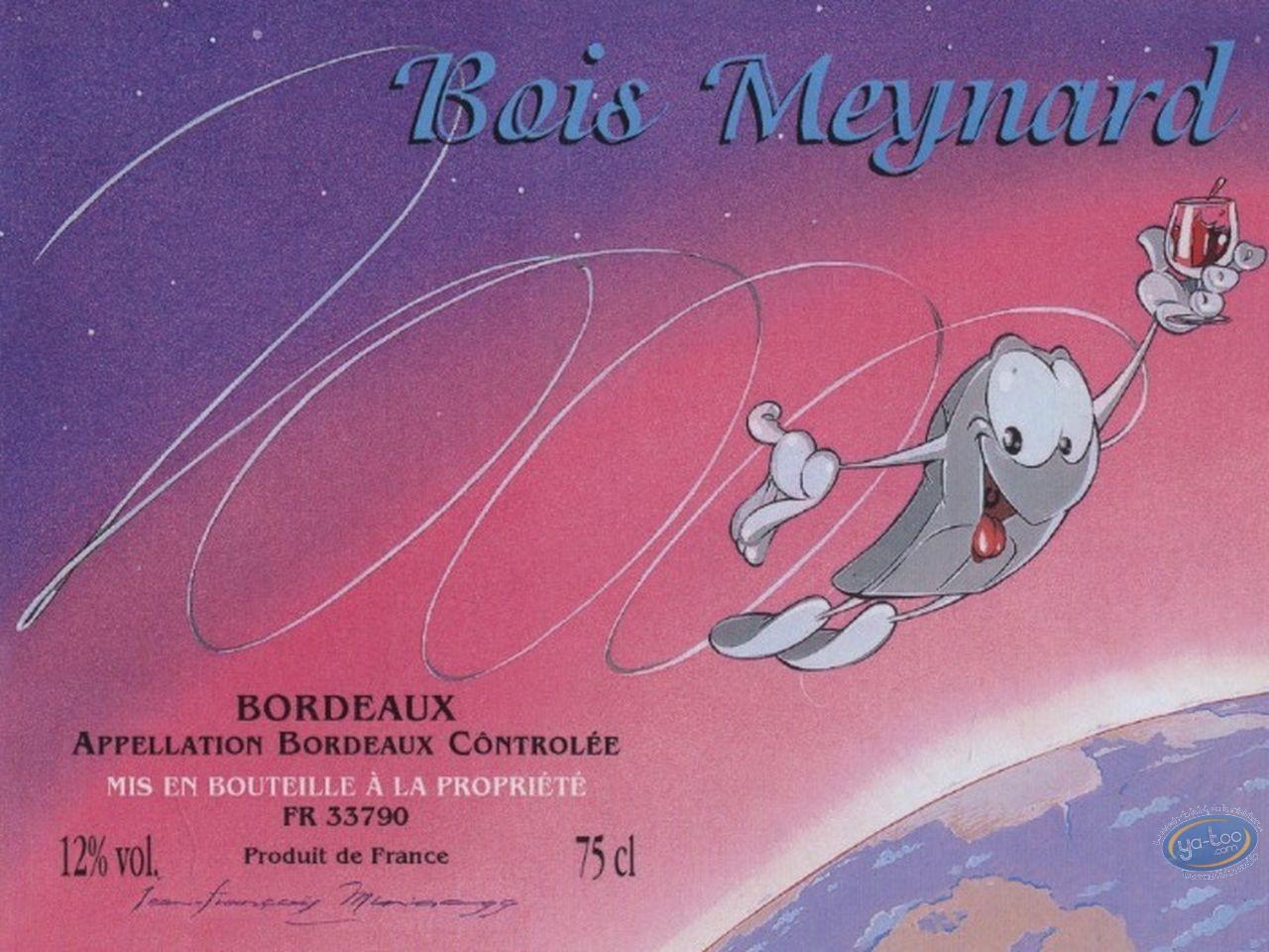 Etiquette de Vin, Santée - Bois Maynard 2000