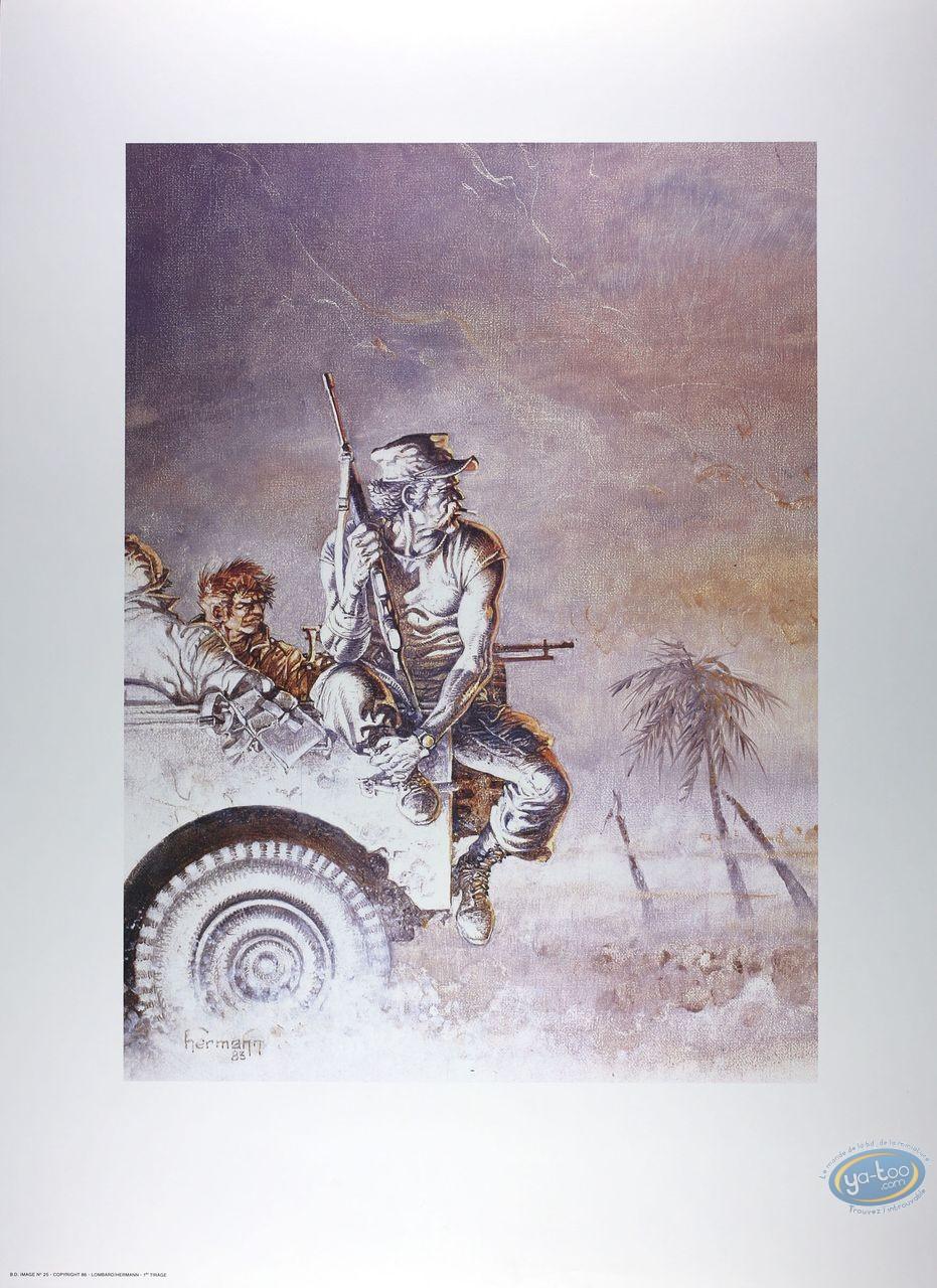 Affiche Offset, Jérémiah : La Jeep