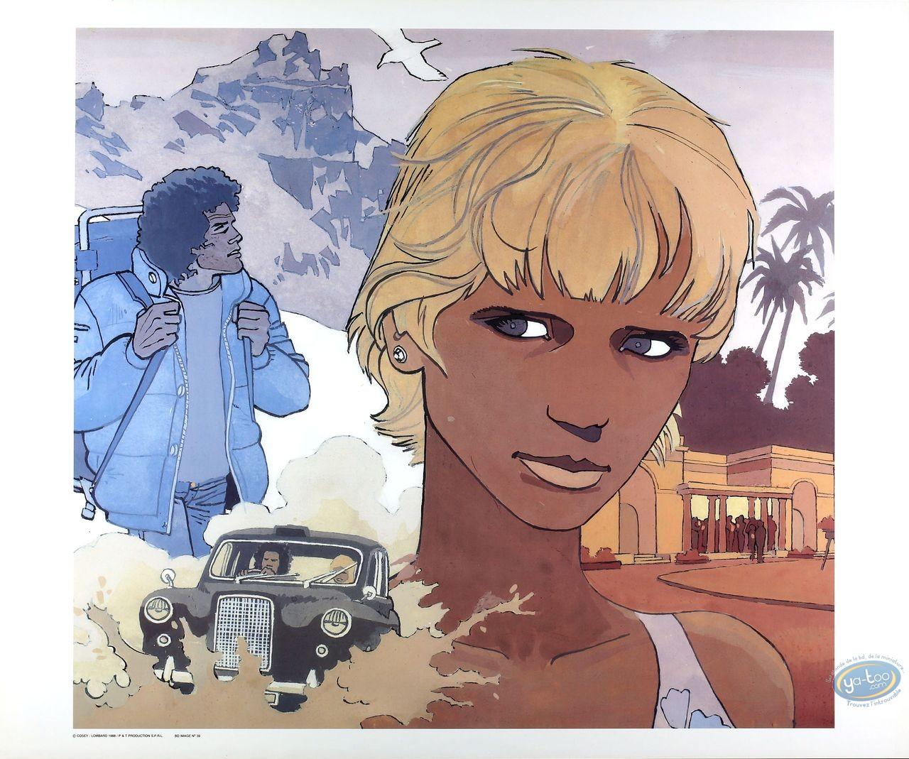 Affiche Offset, Jonathan : Kate