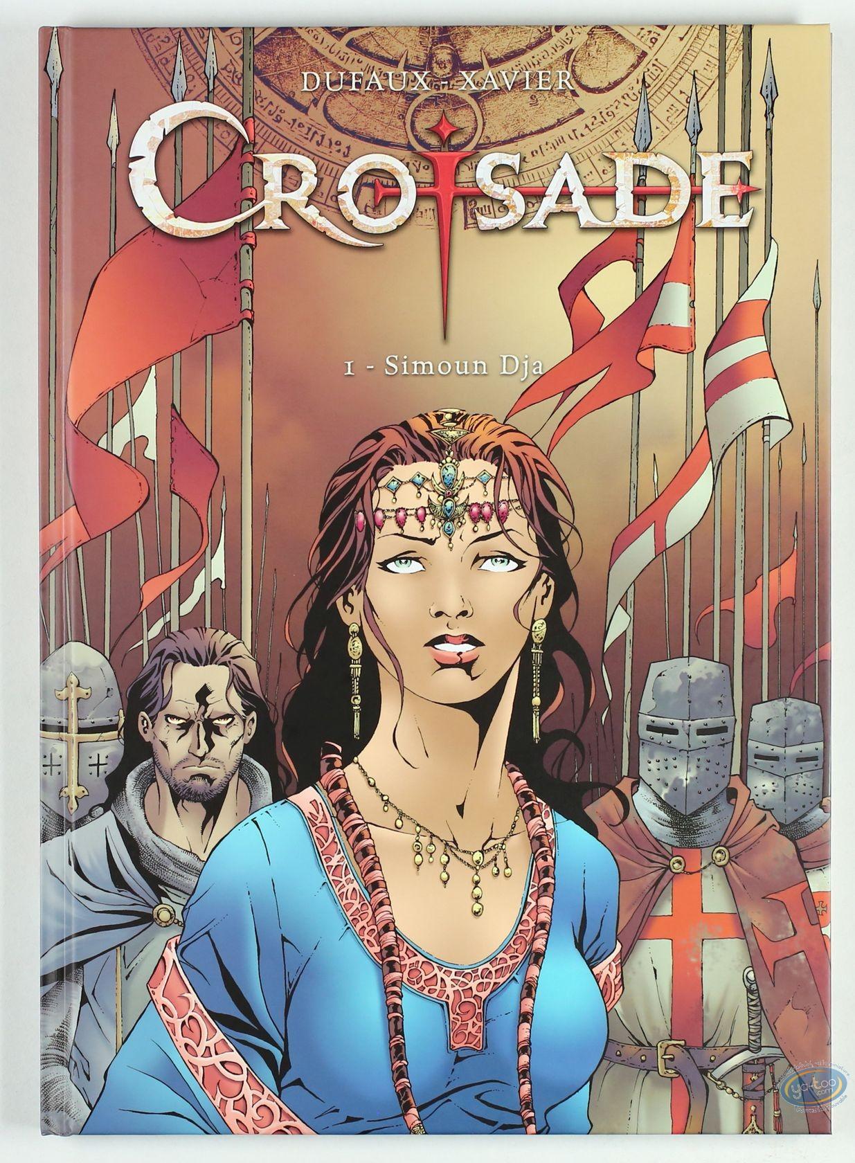 Tirage de tête, Croisades : Simoun Dja