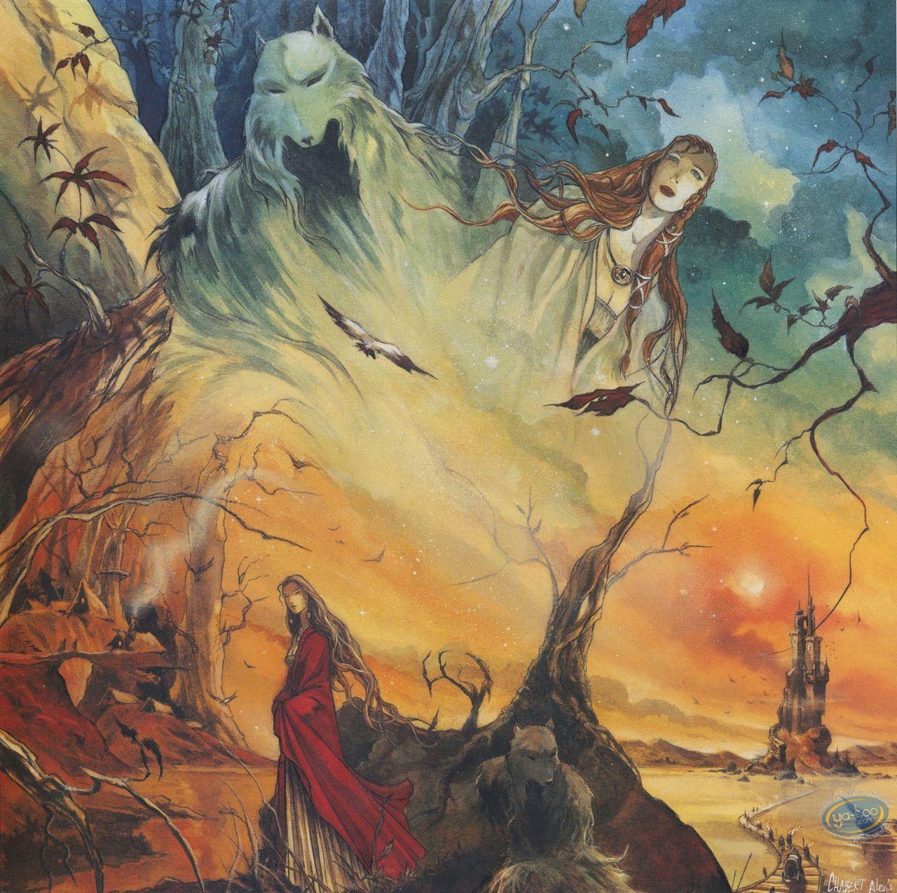 Affiche Offset, Rogon le Leu : Chabert, Rogon le leu