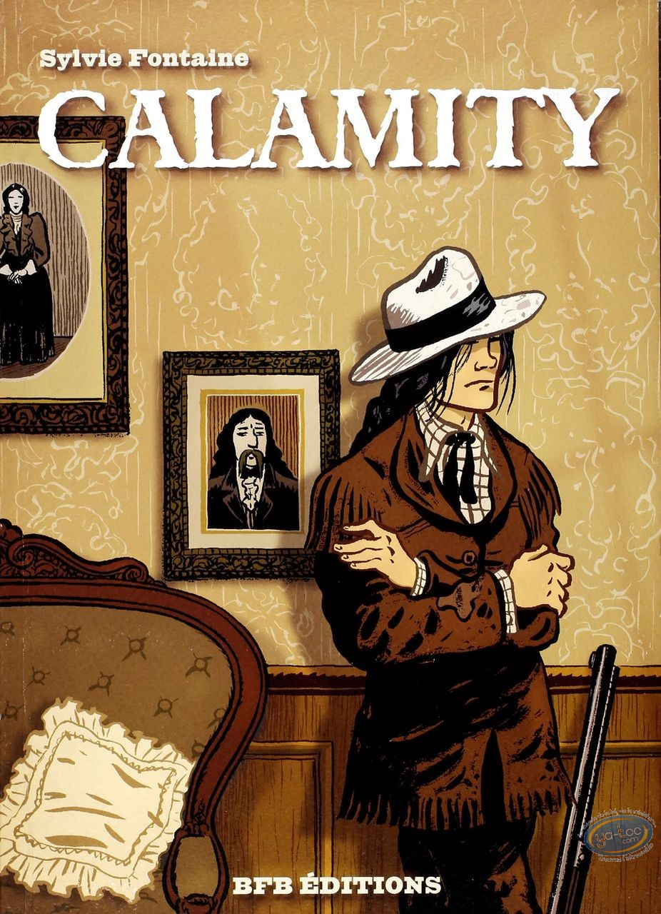 BD occasion, Calamity : Fontaine, Calamity