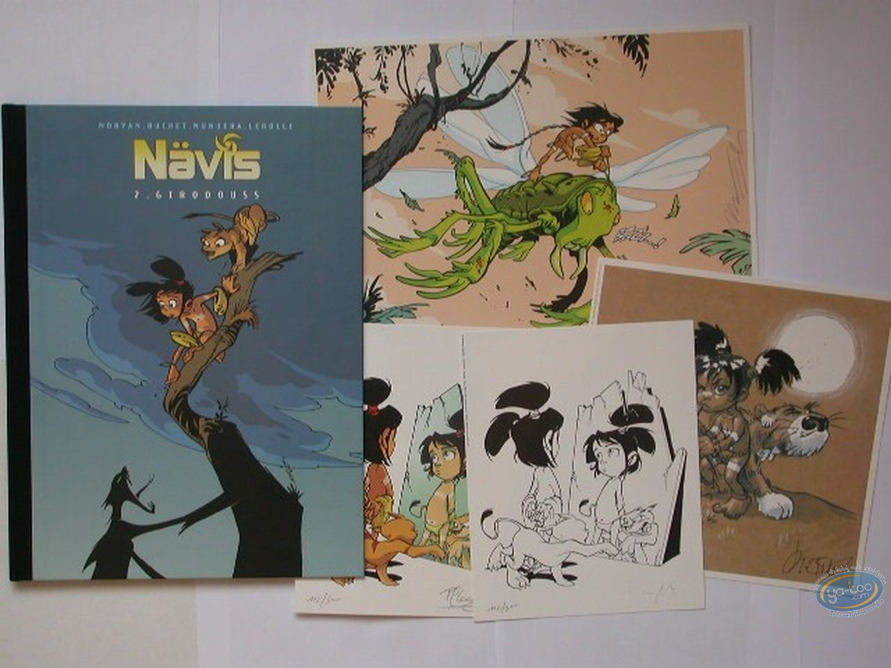Edition spéciale, Navis : Girodouss