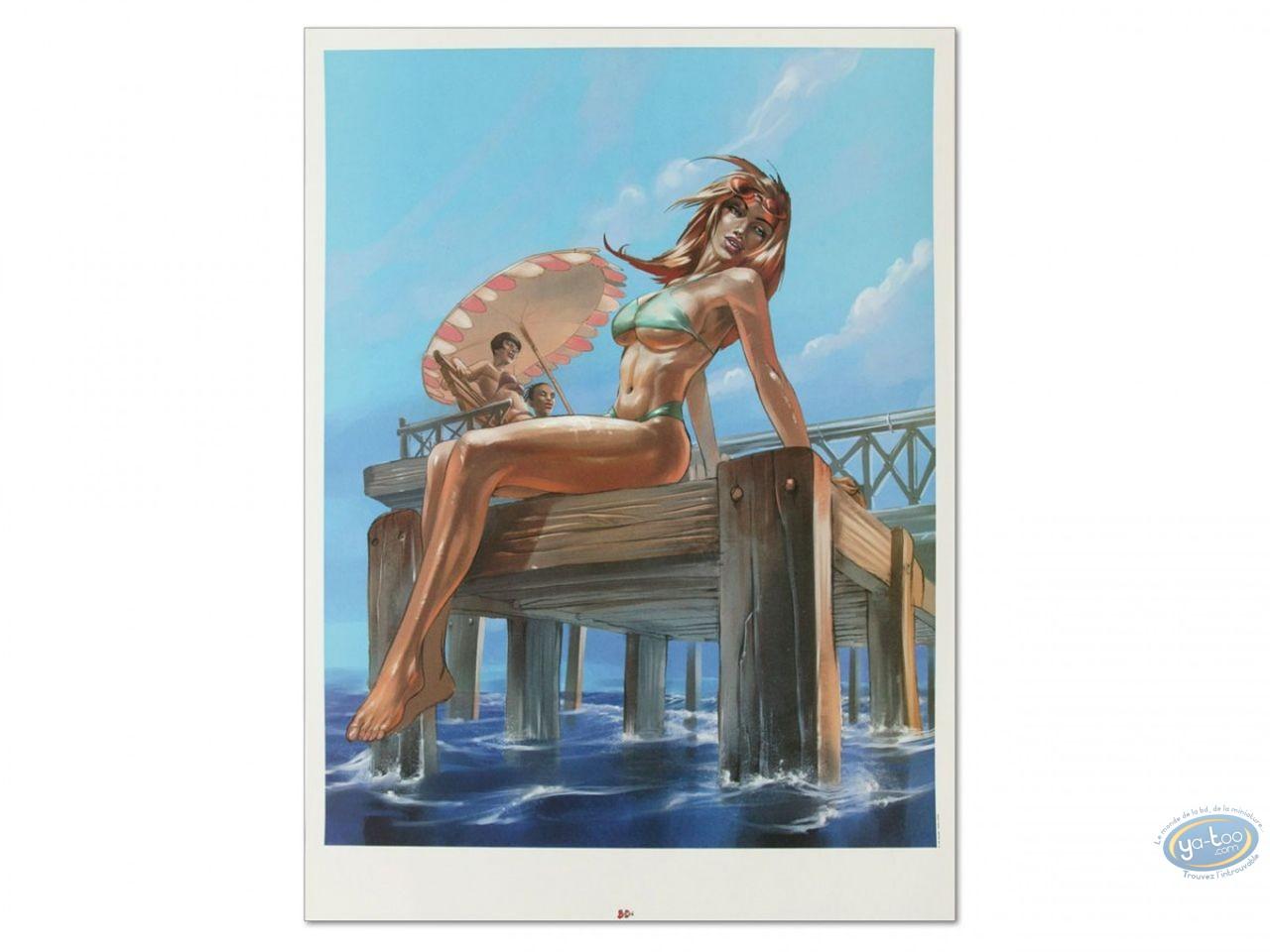 Affiche Offset, Petra