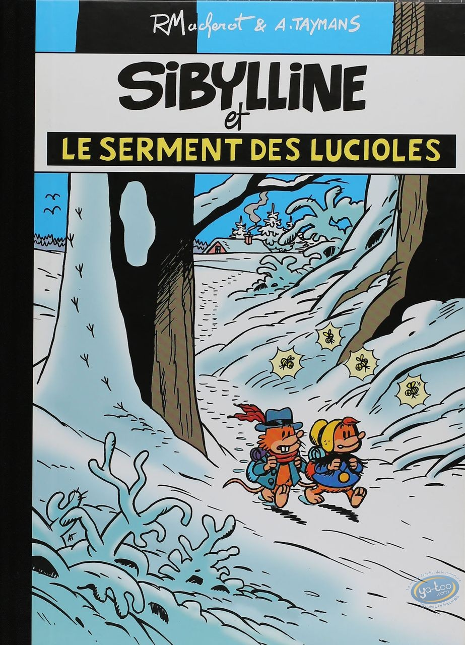 Edition spéciale, Sibylline : Le Serment des Lucioles