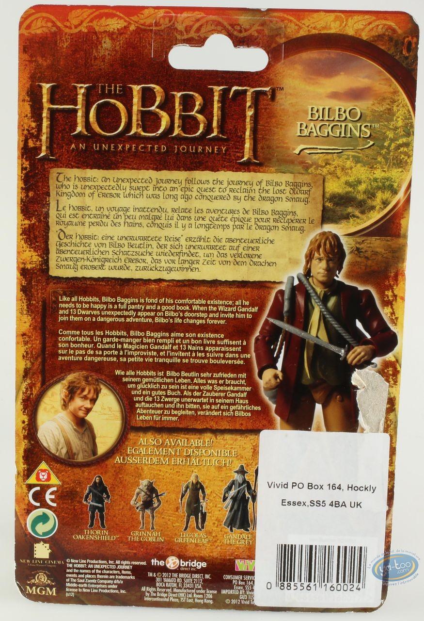 Action Figure, Seigneur des Anneaux (Le) : Bilbo Baggins