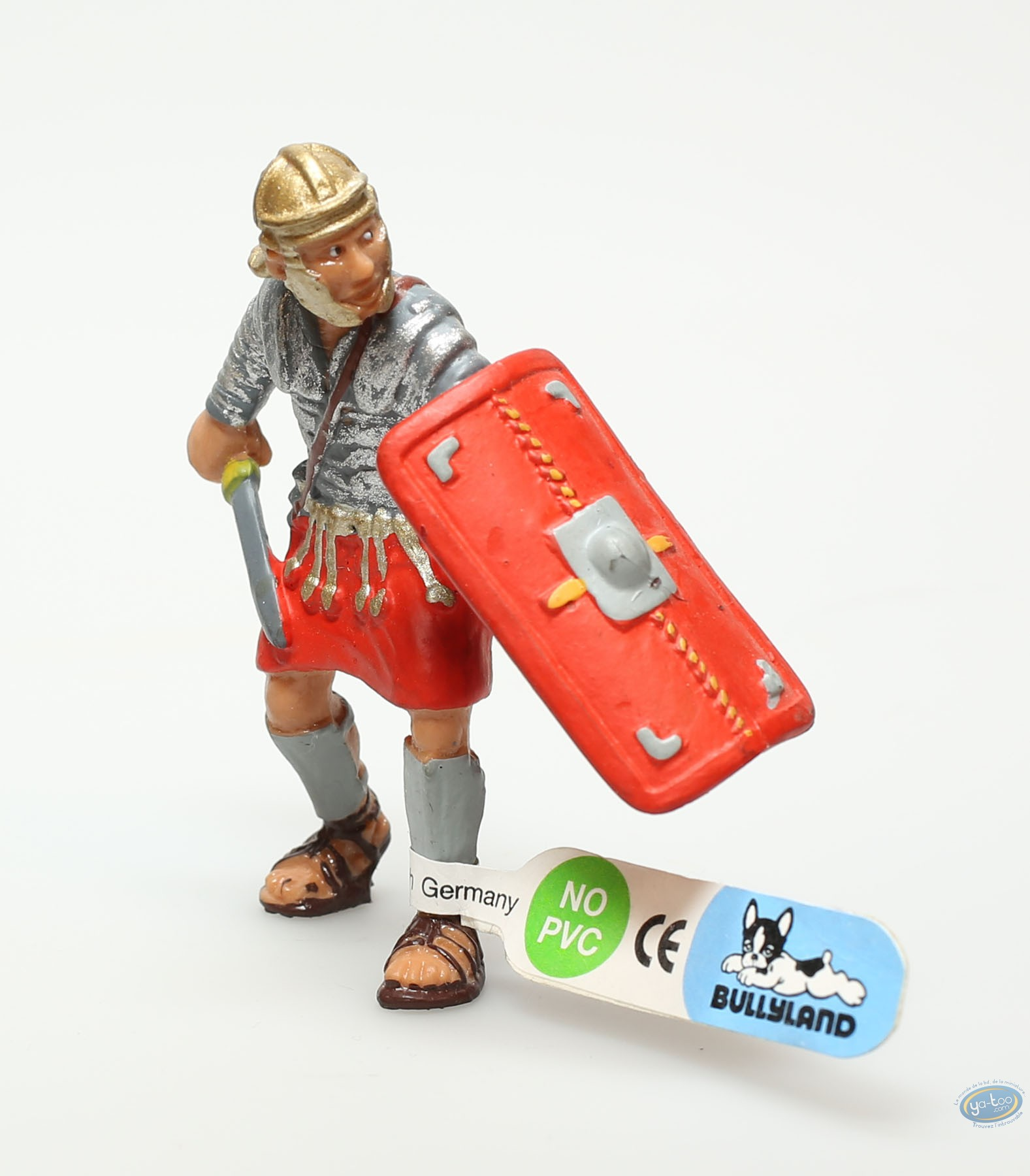Figurine plastique, Légionnaire avec épée