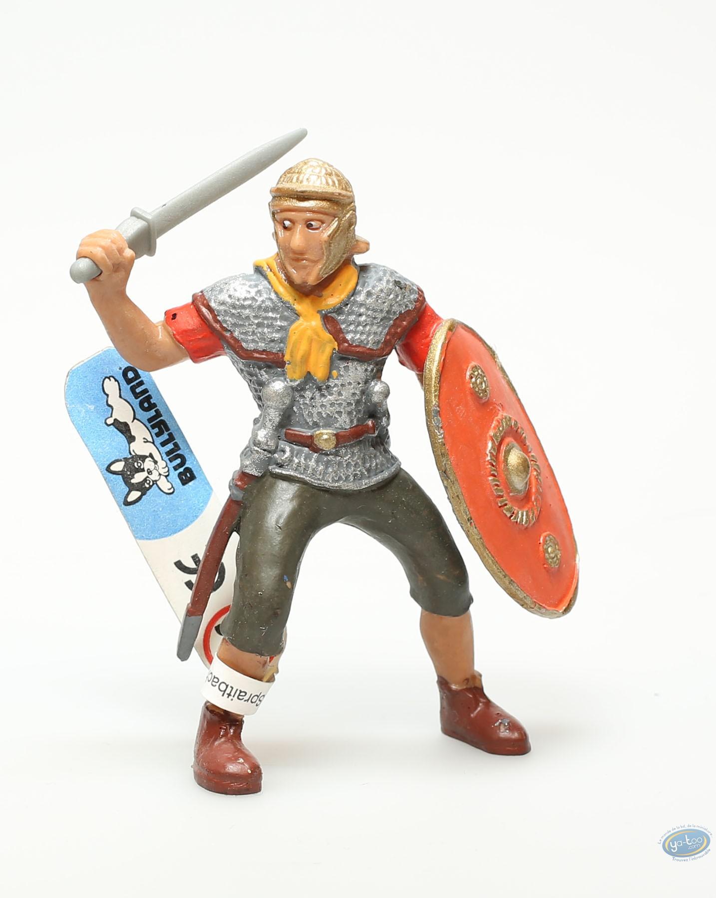 Figurine plastique, Légionnaire avec épée et bouclier rond