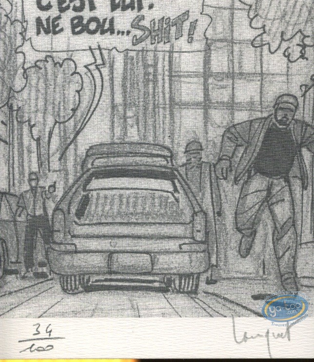 Ex-libris Offset, Alvin Norge : Enveloppe