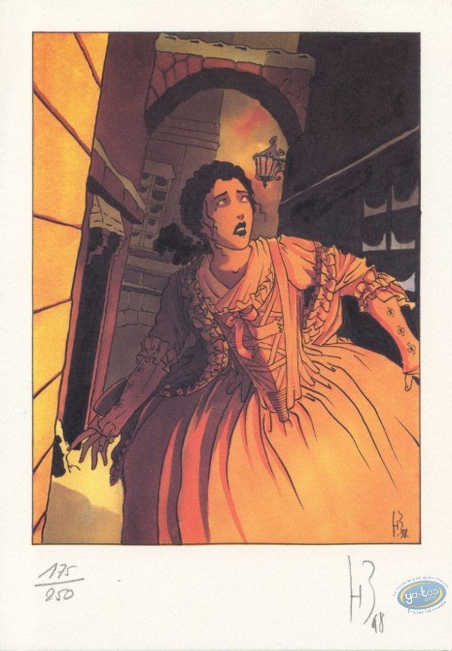 Ex-libris Offset, Crépuscule des Anges (Le) : Poppéa