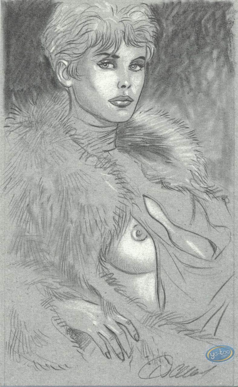 Ex-libris Offset, Jessica Blandy : Fourrure