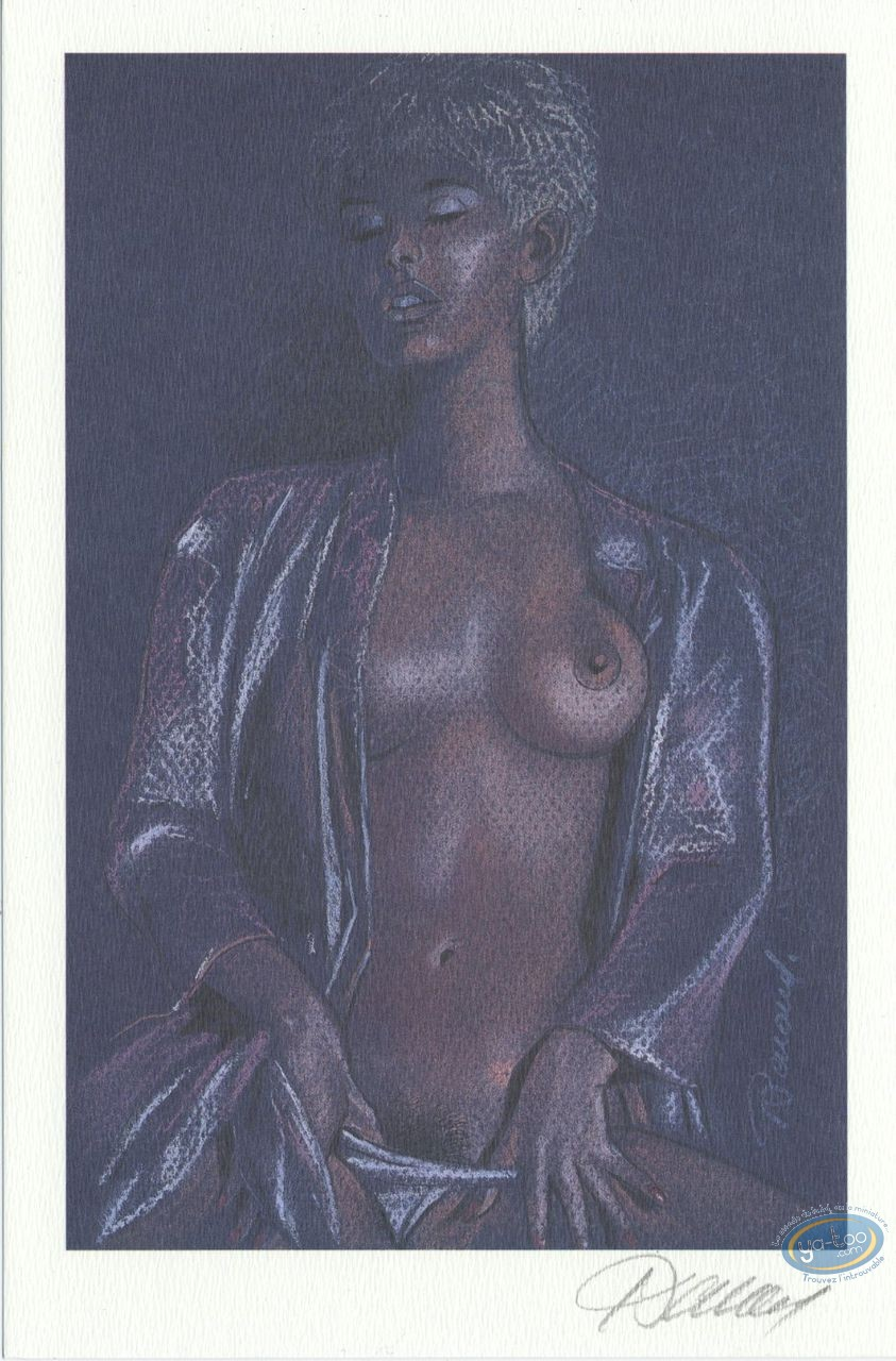 Ex-libris Offset, Jessica Blandy : Plaisir solitaire