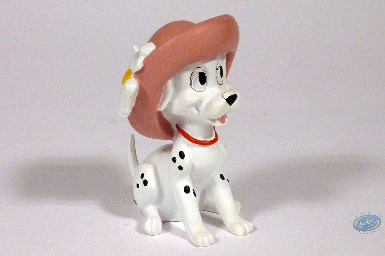 Statuette résine, 101 Dalmatiens (Les) : Le chapeau, Disney