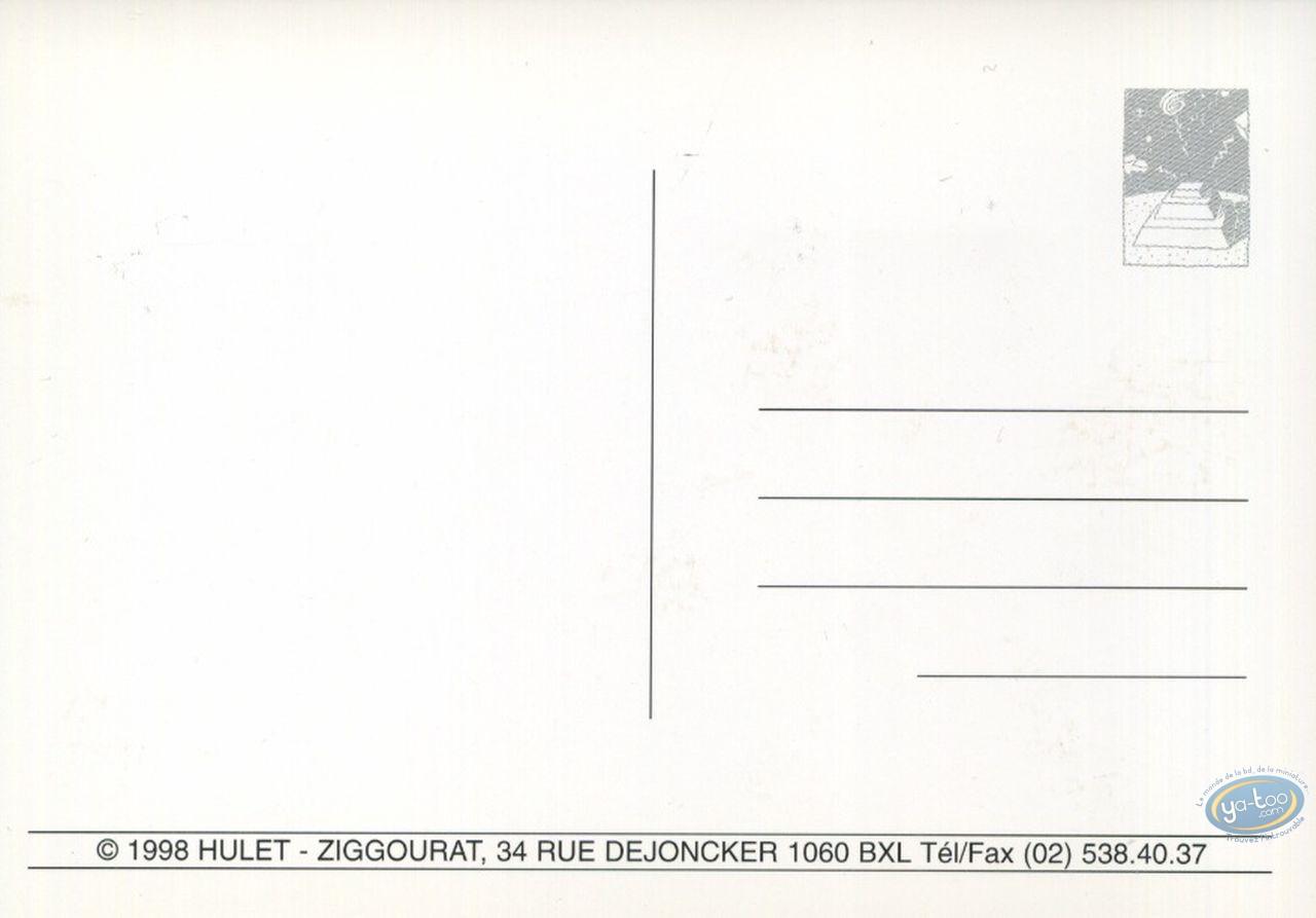 Carte postale, Réflexions morbides / portfolio