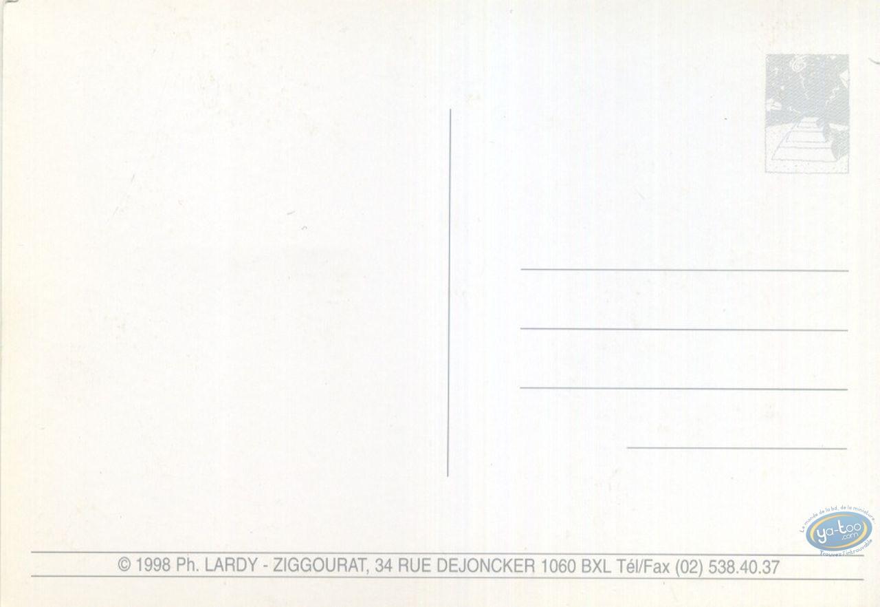 Carte postale, Passages