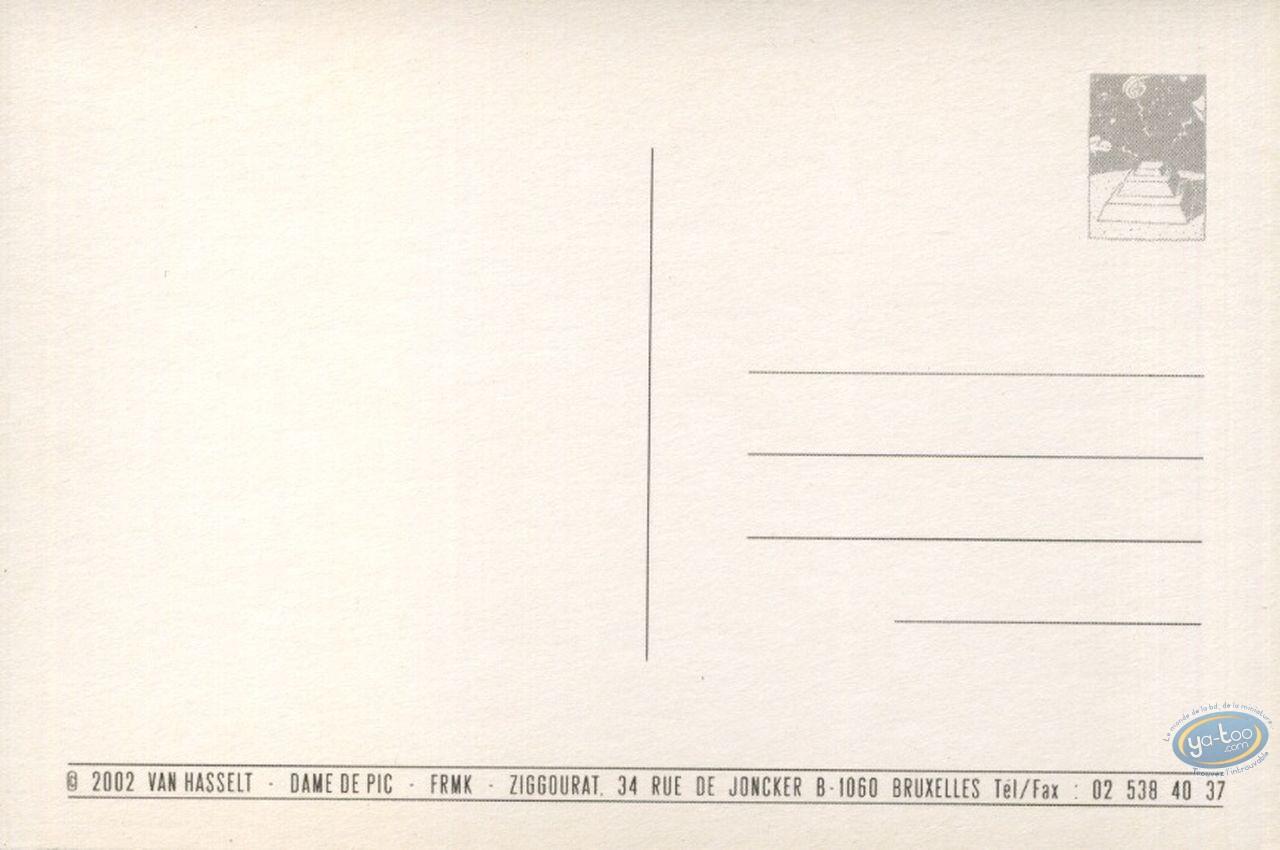 Carte postale, Brutalis : Brutalis - modèle 2