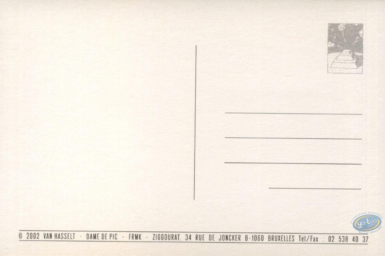 Carte postale, Brutalis : Brutalis - modèle 5
