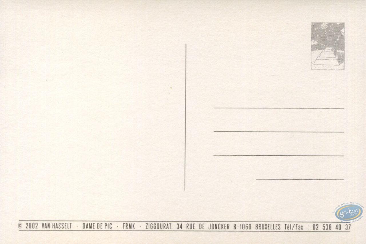 Carte postale, Brutalis : Brutalis - modèle 7