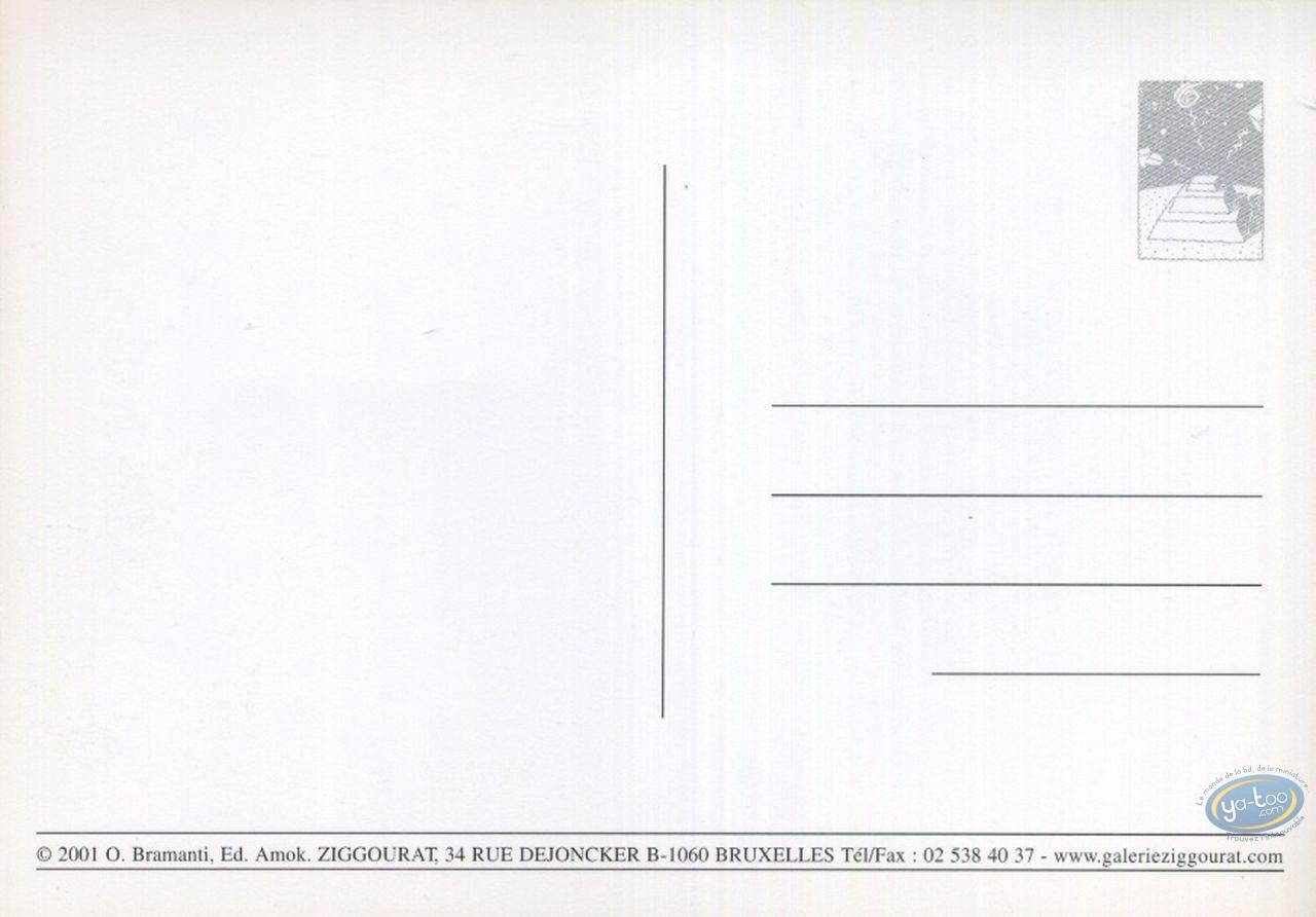 Carte postale, Rochester (Les) : L'affaire Claudius - Les rochester