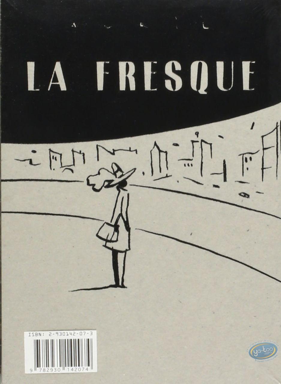 Album, Avril : La fresque