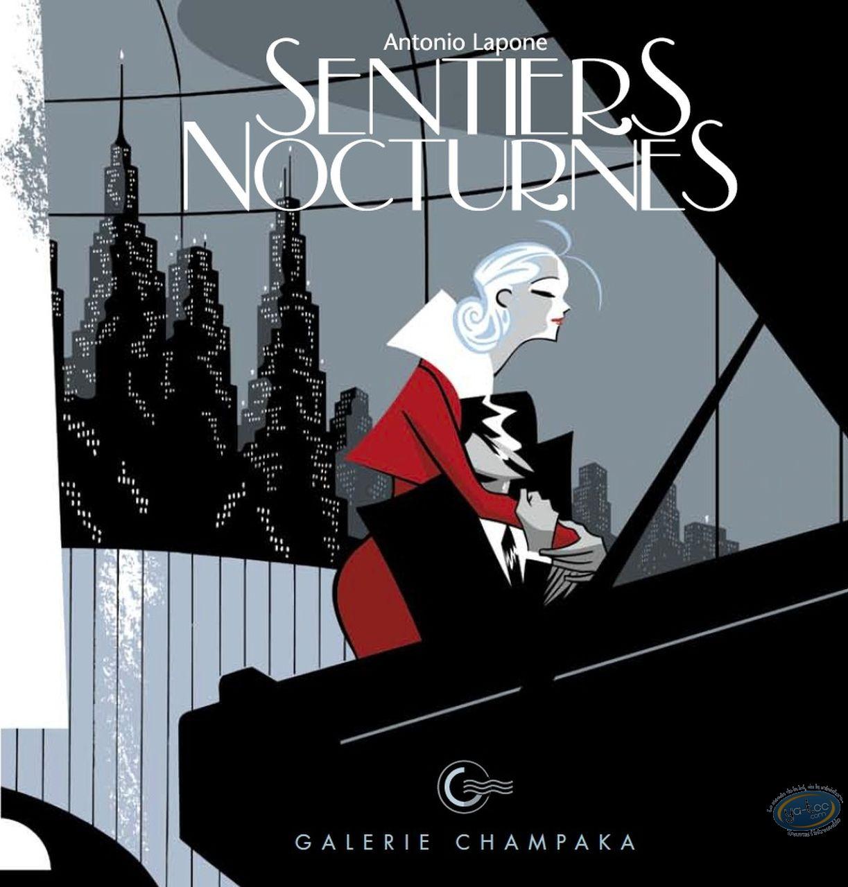 Livre, Sentiers Nocturnes : Sentiers Nocturnes