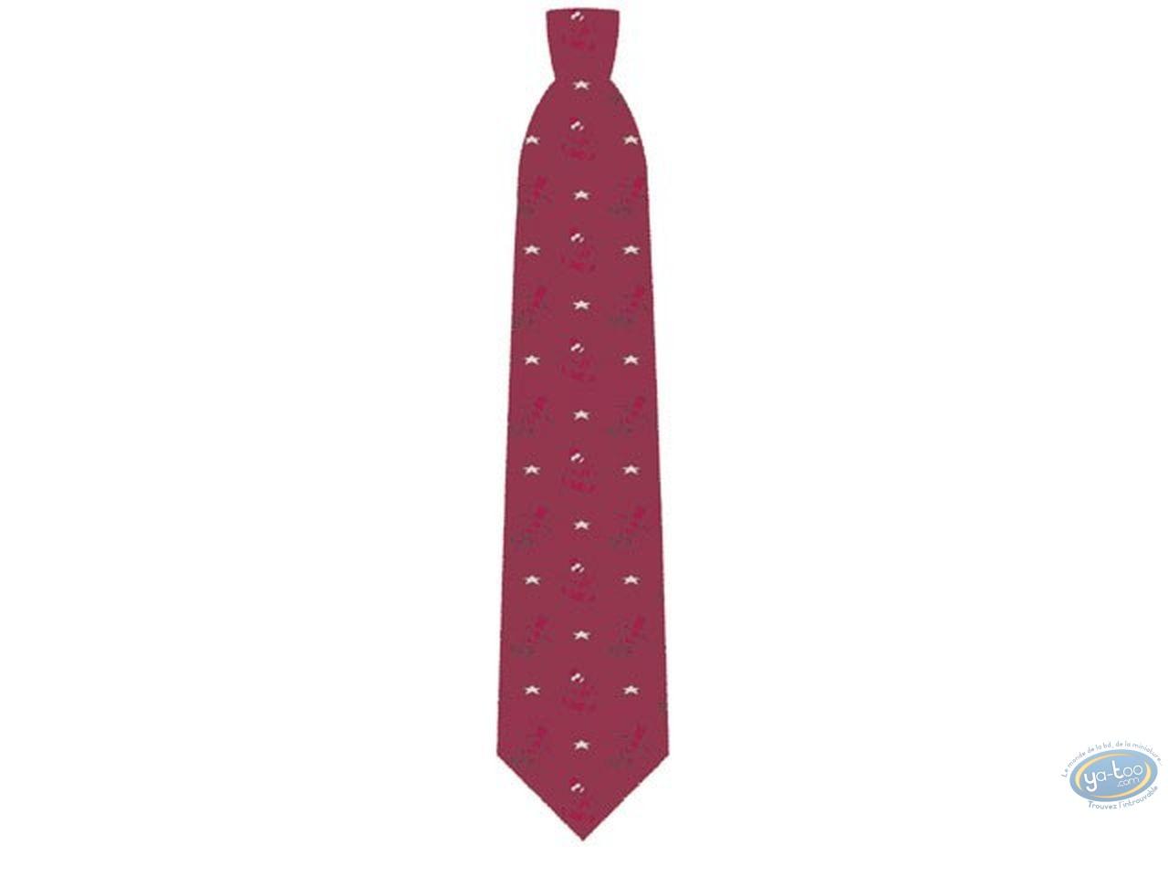 Vêtement, Simpson (Les) : Cravate, Bart Simpson skateboard bordeau