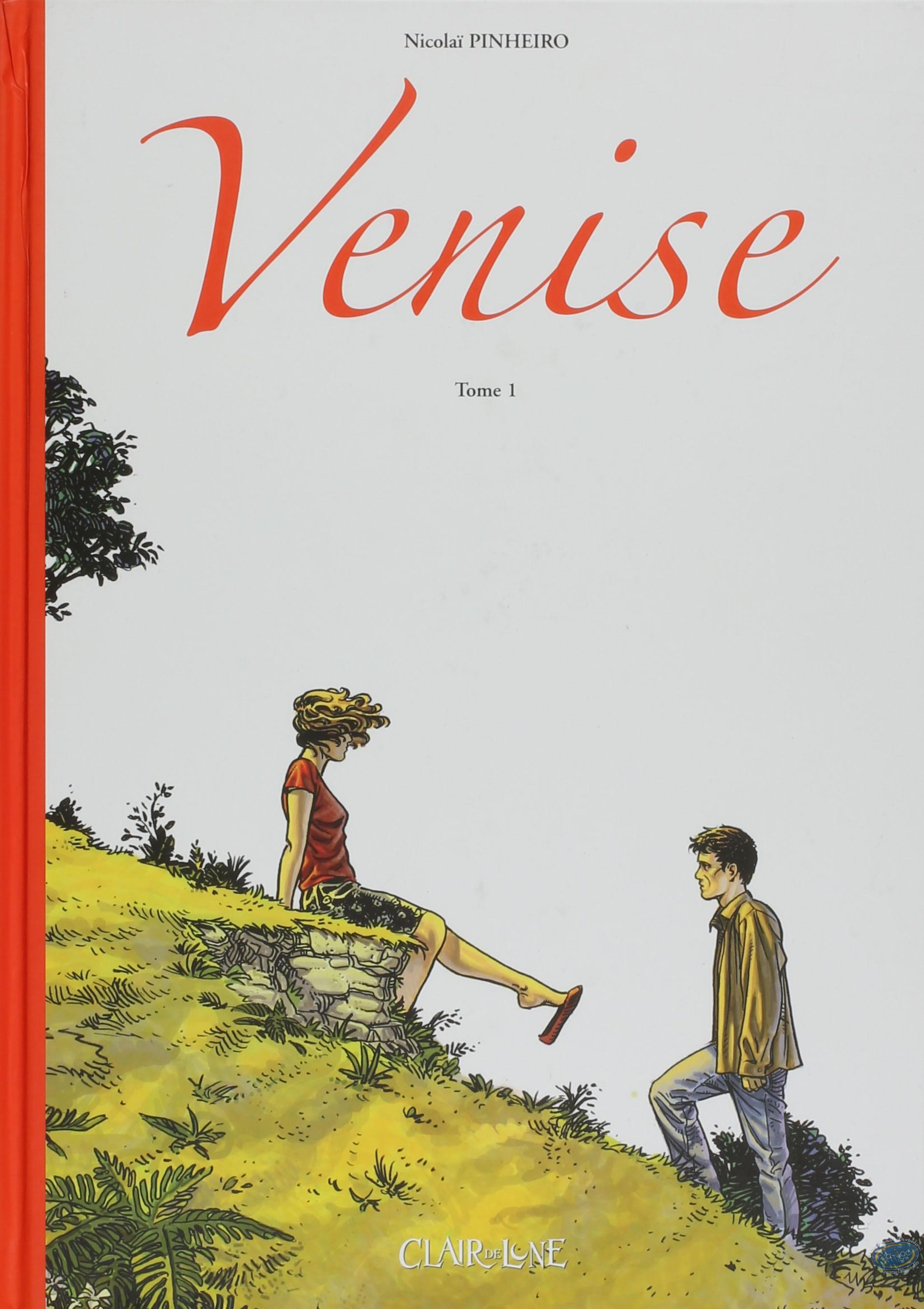BD occasion, Venise : Venise