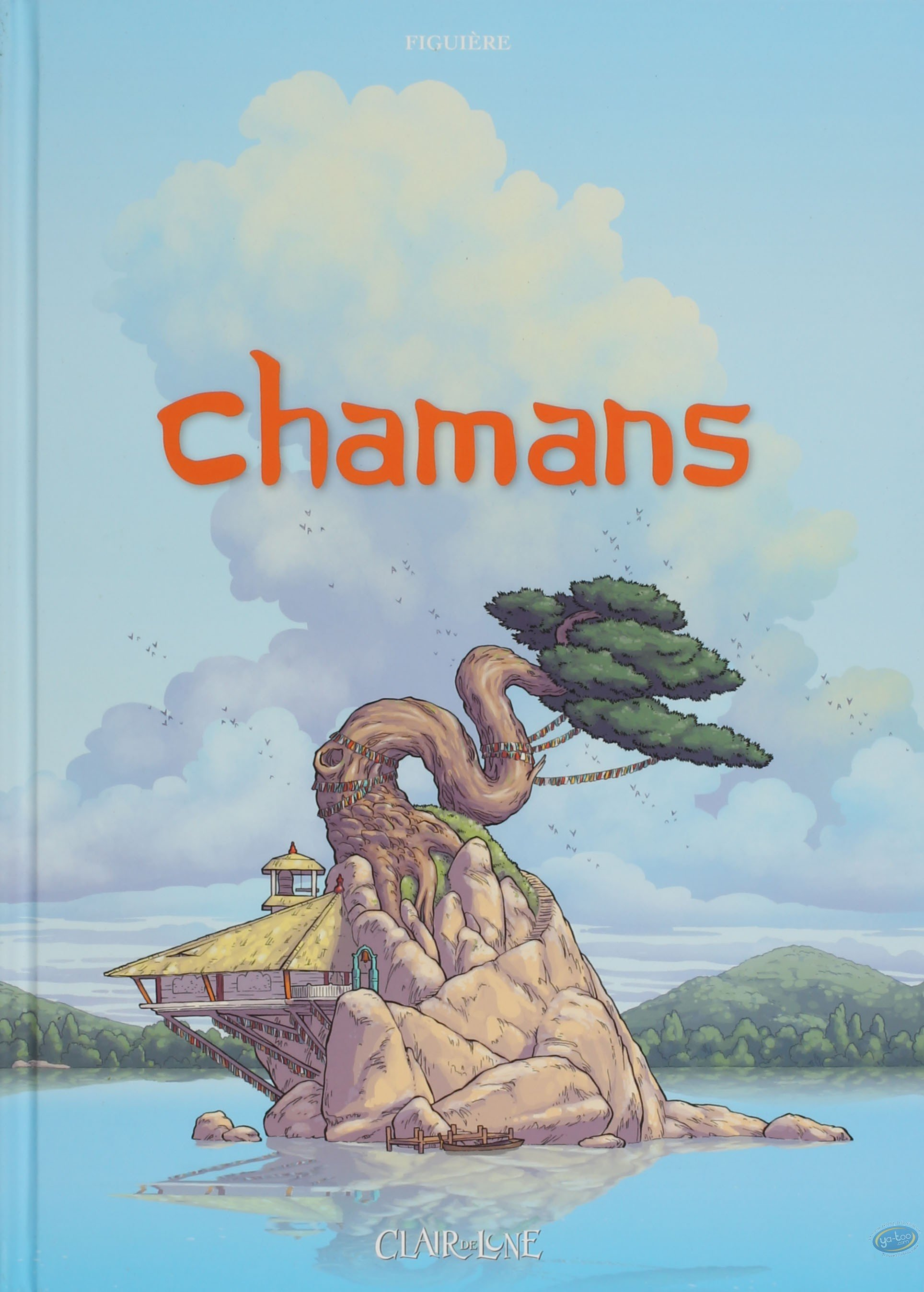 BD occasion, Chamans : Chamans