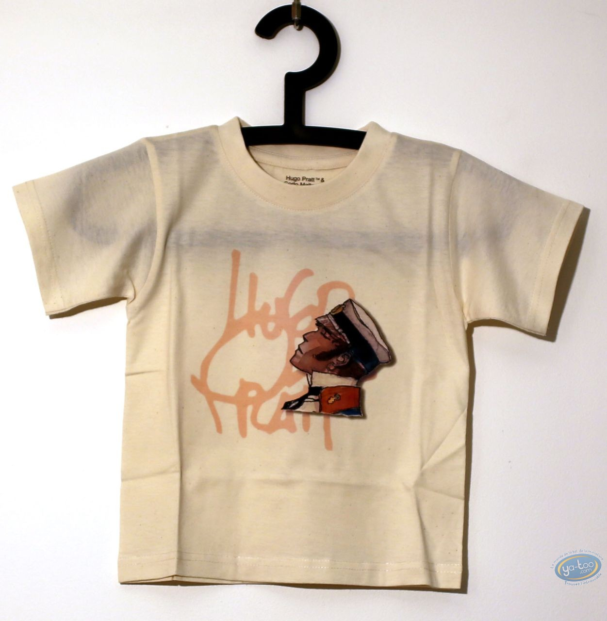 Vêtement, Corto Maltese : T-shirt, Kid 02/02 - 9/11 ans