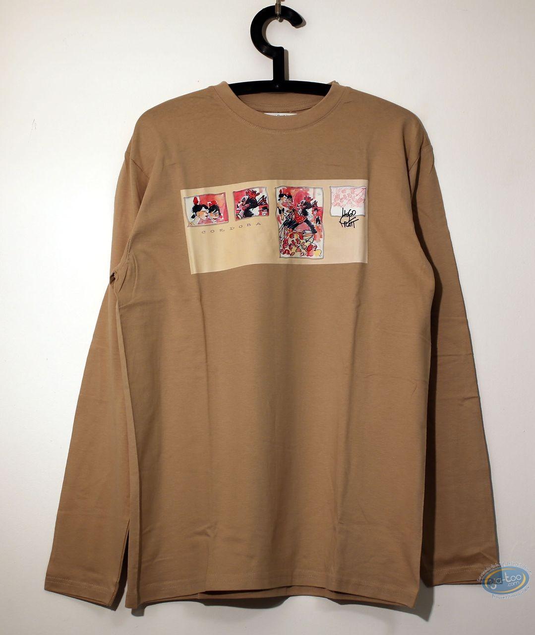 Vêtement, Corto Maltese : T-shirt, Mixte Cordoba 01-02 bis taille S