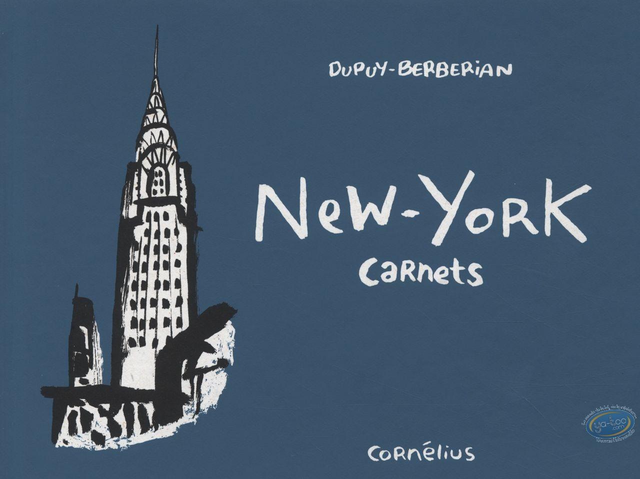 BD cotée, Carnets : New York, Carnets