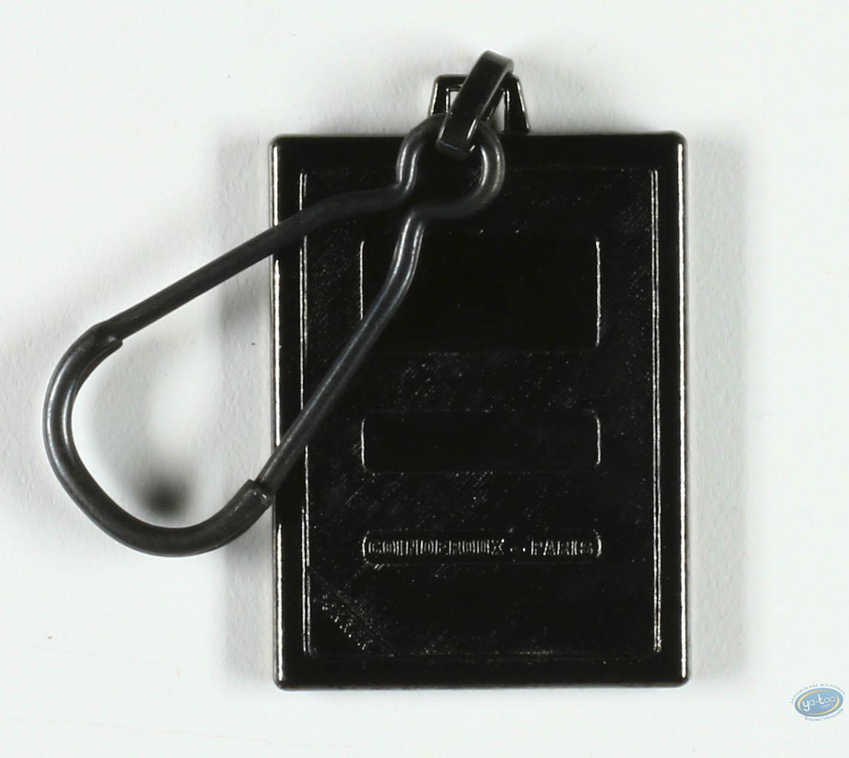 Porte-clé métal, Rue sans issue (film)