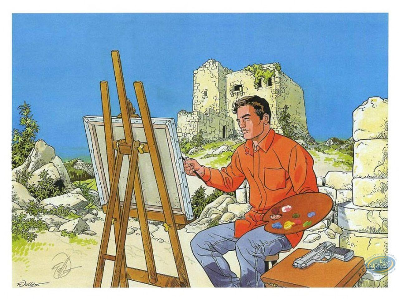 Ex-libris Offset, Maîtres de l'Orge (Les) : Peinture