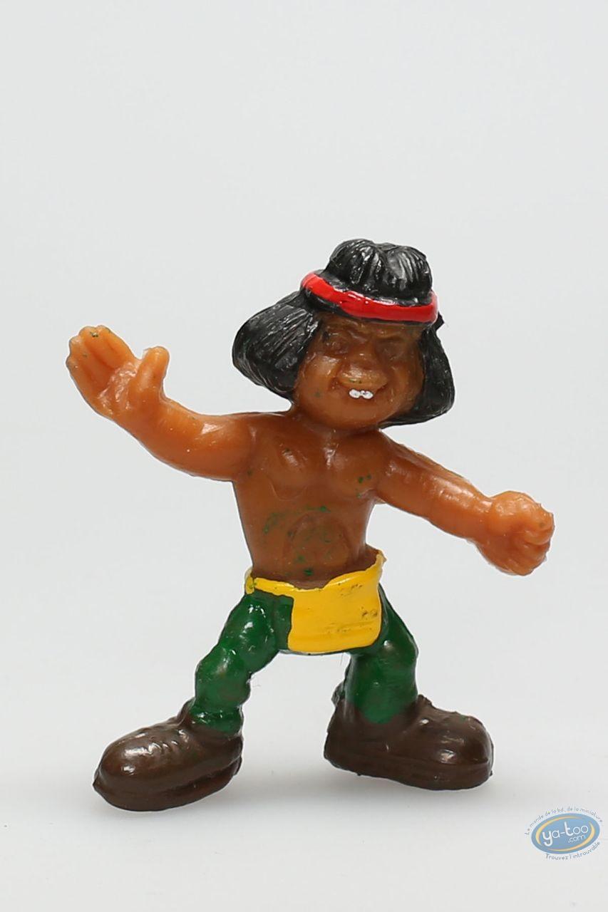 Figurine plastique, Lucky Luke : Coyotito