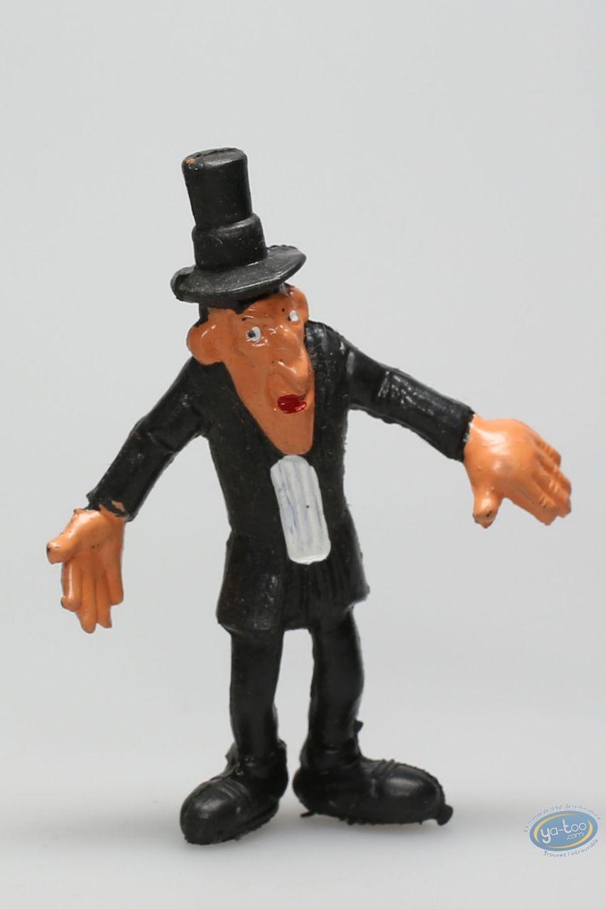 Figurine plastique, Lucky Luke : Le croque-mort